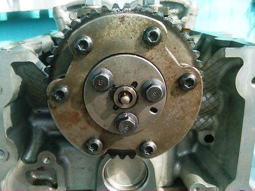 rache engrane arbol de leva ford super duty motor 6.2