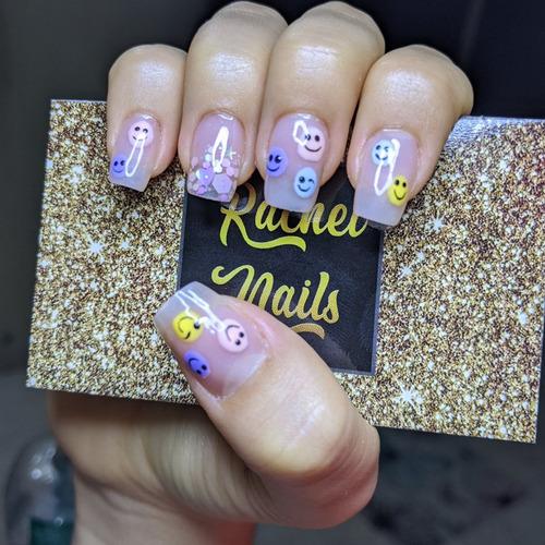 rachelnailsarmenia uñas acrílicas esculpidas