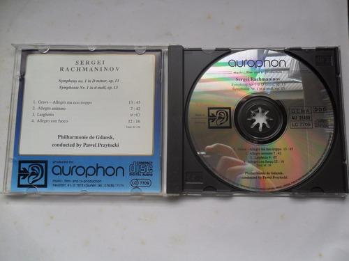 rachmaninov - philharmonie de gdansk pawel przytocki cd imp
