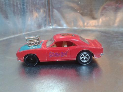 racing champions - 68 camaro de 1998 scooby doo!