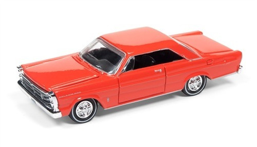 racing champions carro 1965 ford galaxie 500 1/64 ref: rc002