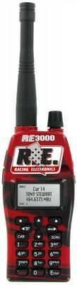 racing electronics re3000 440ch escáner programable sobre e