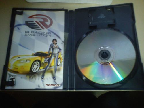 racing evolution playstation 2 original