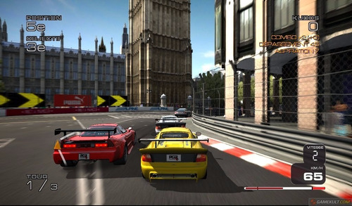 racing xbox 360 videojuego project gotham