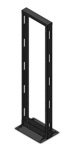 rack aberto 44 us  de coluna padrão 19 ótimo acabamento