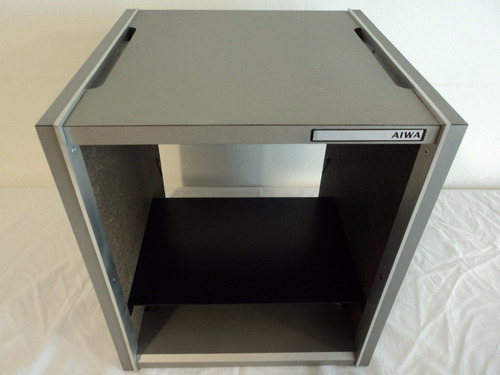 rack aiwa micro series - mueble audio - modelo rk - c 50   *
