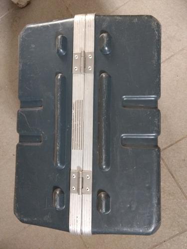 rack anvil estuche no apogee mic p micrófonos,cables, pedale