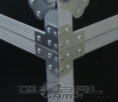 rack case tapa falla tapa detalle mod t  galvanizado pulido