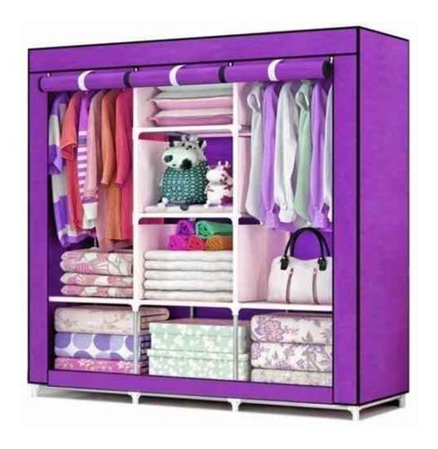 rack, closet, ropero grande armable portátil para ropa