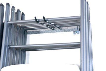 Para Almacenamiento Sillas De Rack Overol Plegables k8OPn0w