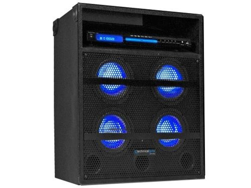 rack de audio profesional technical pro 3500 w rksys3500