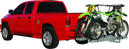 rack de carga para 2 motorcicletas