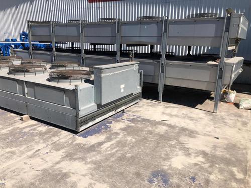 rack de refrigeracion, condensadores