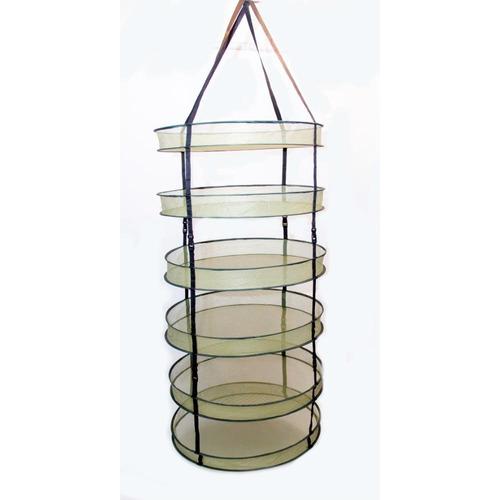 rack de secado de 3 a 6 pisos, diámetro 61 cm.