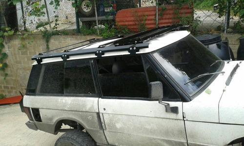 rack de techo para todo tipo de rustico autana machito meru