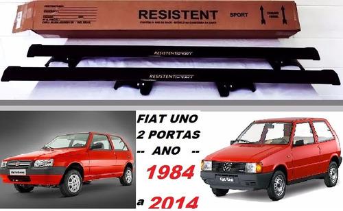 rack de teto esportivo p/ fiat uno mille ( ano 1984 a 2014 )