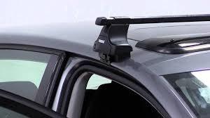 rack de teto thule audi a1 hatch 2012 em diante