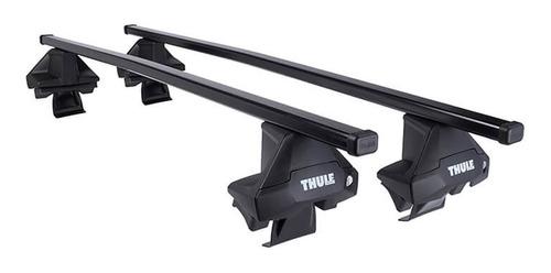 rack de teto thule  fit 2009 até 2014