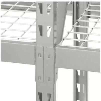 rack estante industrial de acero 4 repisas envío gratis