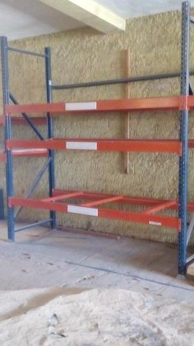 rack exhibidor industrial carga pesada