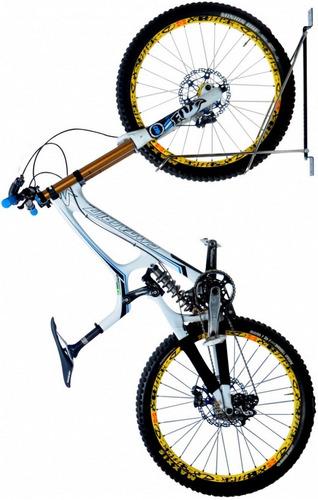 rack giratório suporte bike vertical parede altmayer al-196