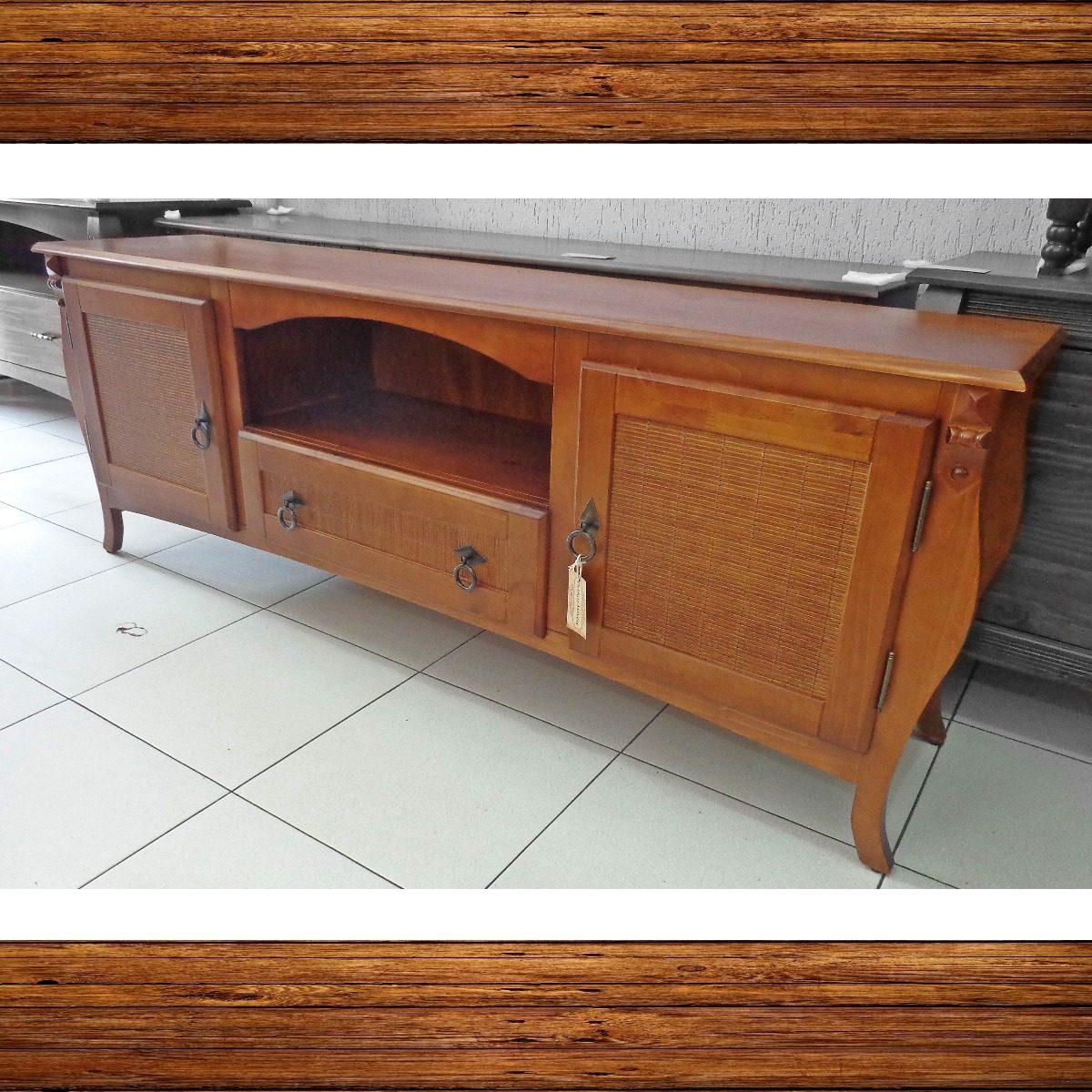 b773dcddf rack madeira maciça clássico porta gaveta sala televisão. Carregando zoom.