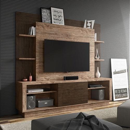 rack mesa tv , led, home mueble orion - dormire