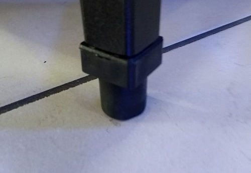 rack metalon / móvel p/ aquários de 200l 100x40cm enviamos