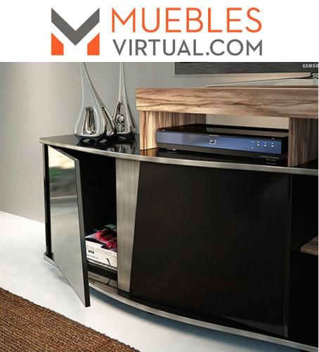 rack mueble mesa para tv lcd con estantes removibles