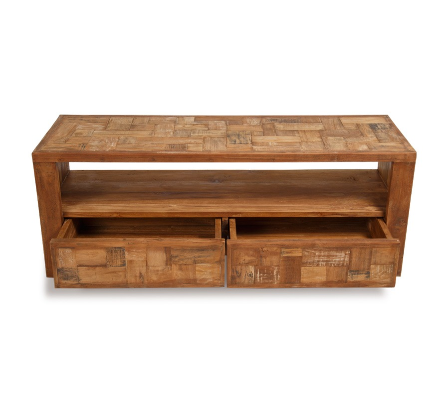 Muebles tv madera mueble tv madera maciza with muebles tv for Mueble indonesia