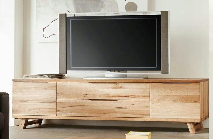 Rack Mueble Para Tv De Madera Maciza - $ 9.800,00 en Mercado Libre