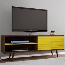 rack onix amarillo tv 32 a 55 - ikean