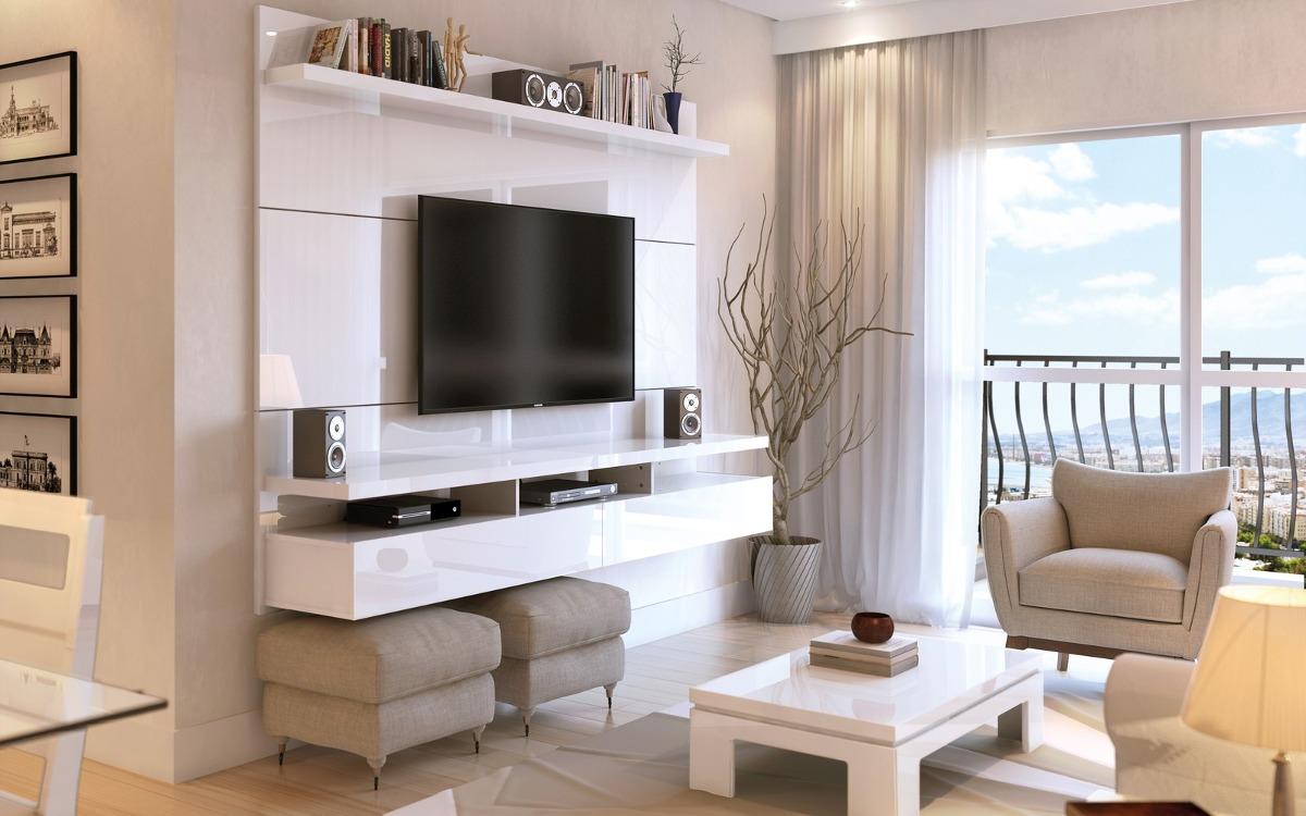 Rack painel tv 42 provincia r 699 99 em mercado livre - Puff para salon ...