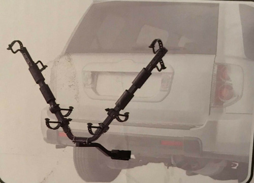 rack  para 2  bicicletas para jalon tiron remolque