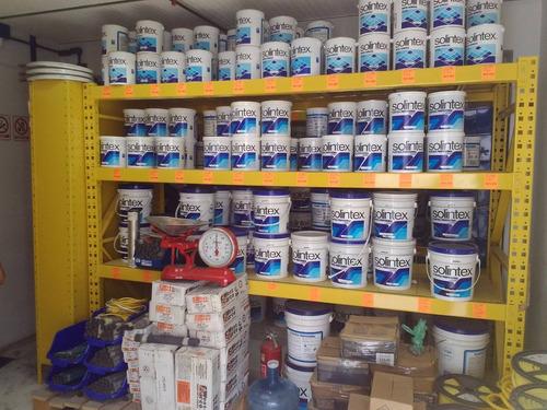 rack para almacen, estanteria pesada industria
