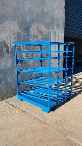 rack para bidones de agua