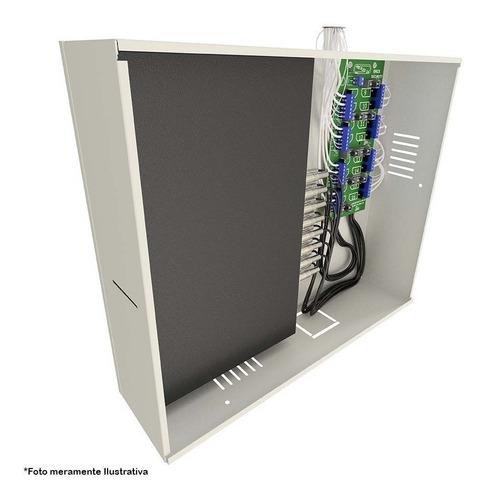 rack para cftv mini orion hd 3000 4 canais com fechadura