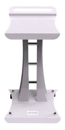 rack para equipamentos de eletroterapia cecbra