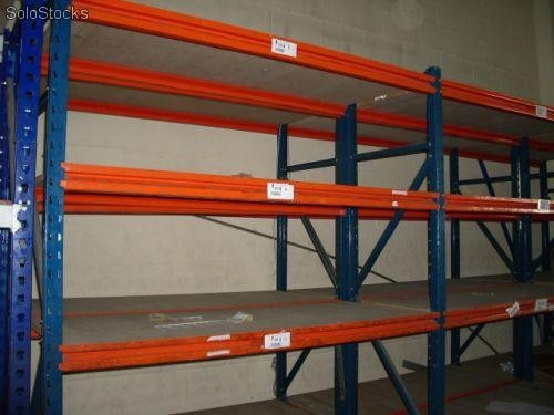 rack para estanteria