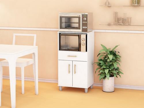 rack para microondas + horno grill - cocina - todohogar