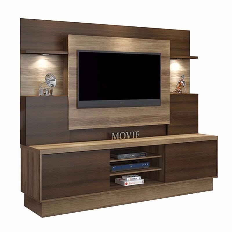 Rack Modular Para Led Lcd  Mesa Para Tv Con Luz  Aparador  $ 7690