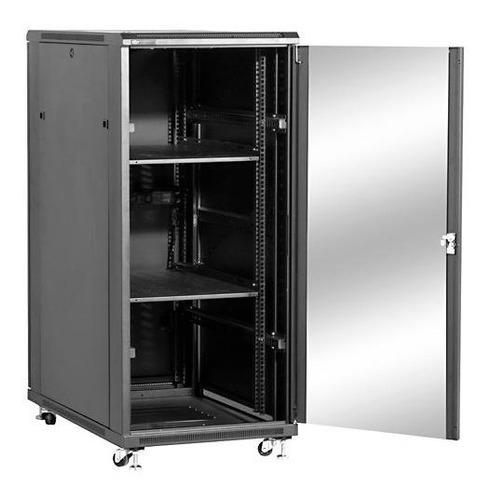 rack para servidor de piso 22us x 600mm x 600mm desmontavel