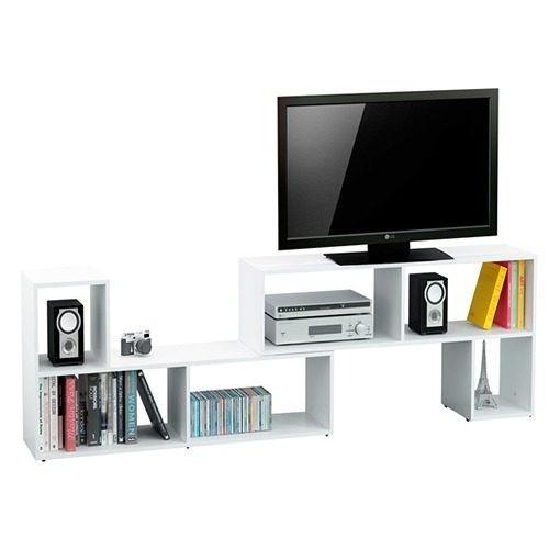 rack para tv multi armado centro estant mt6000 2 modulares