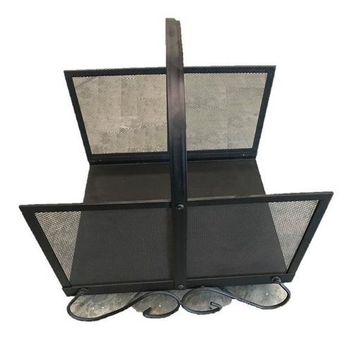 rack porta leña cs4204 | ynter industrial