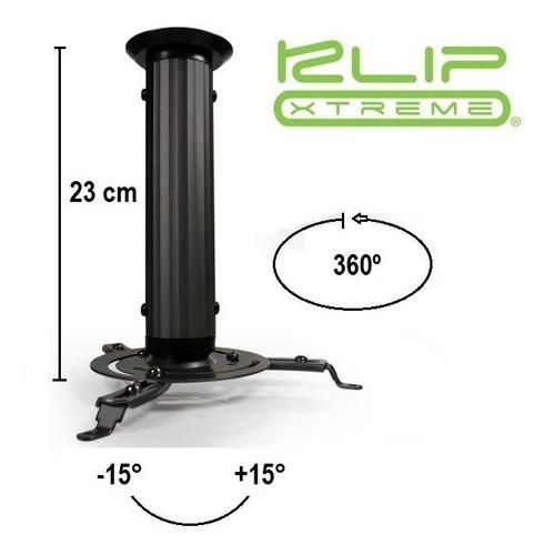rack proyector klip xtreme - aluminio kit montaje importado