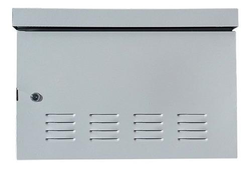 rack quadro outdoor telecom provedor 6u externo