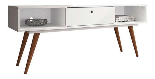 rack retrô marburgo branco 136 cm