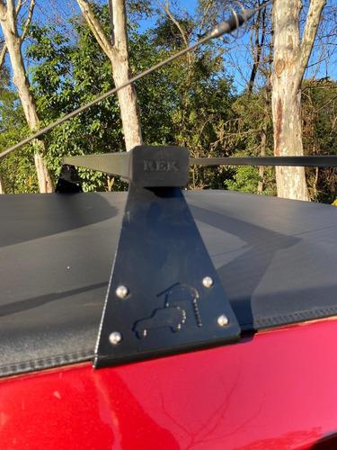 rack slim barraca l200 triton e new triton