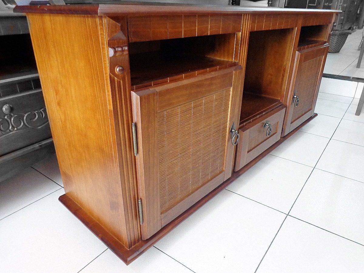 9db590238 rack televisão madeira maciça sala porta gaveta colonial tv. Carregando zoom .