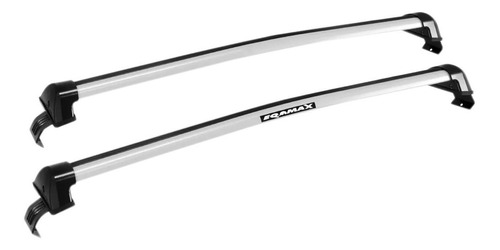 rack teto onix 2017 2018 2019 2020 bagageiro eqmax prata